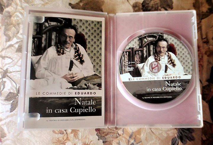 COFANETTI DA 12 DVD ORIGINALI DELLA COMMEDIA DI EDUARDO - Immagine2