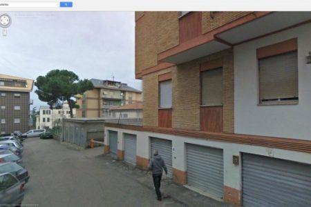 Via Monte Bianco Viterbo