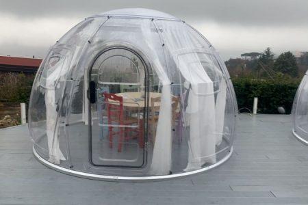 Cupola policarbonato Jemming Resort 4